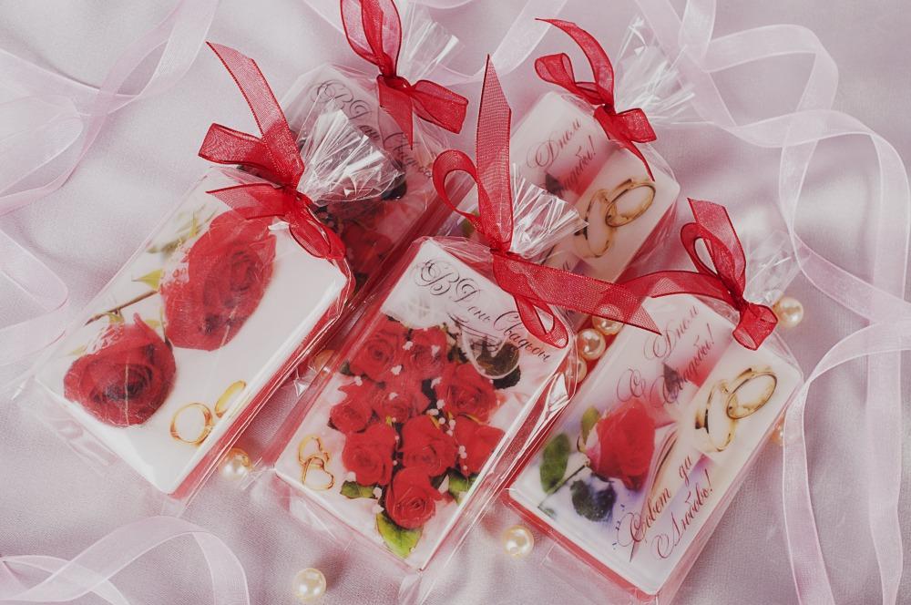 Мыло в подарок с фото